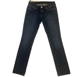 Lucky Brand Lola Straight Blue Jeans Size 28